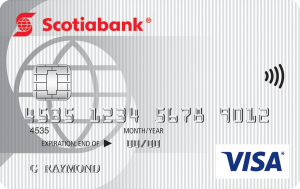 Scotiabank value visa