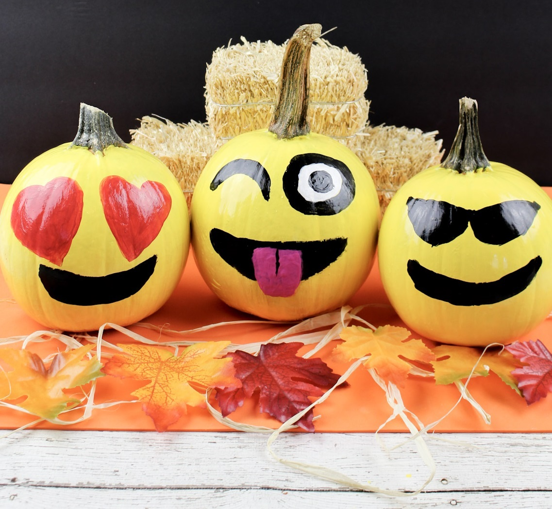 11 Pumpkin Painting Ideas Because Carving Can Be A Lot For Any