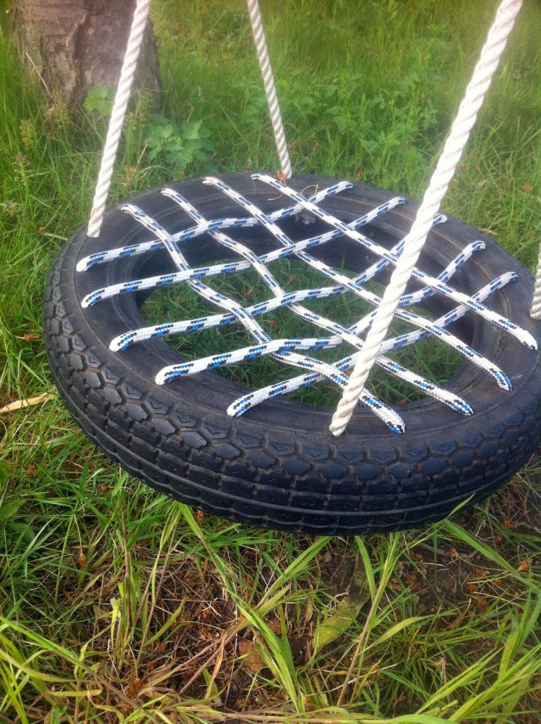 7 Tire Swing Ideas And How To Make One Yourself Common Cents Mom