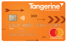 tangerine credit card