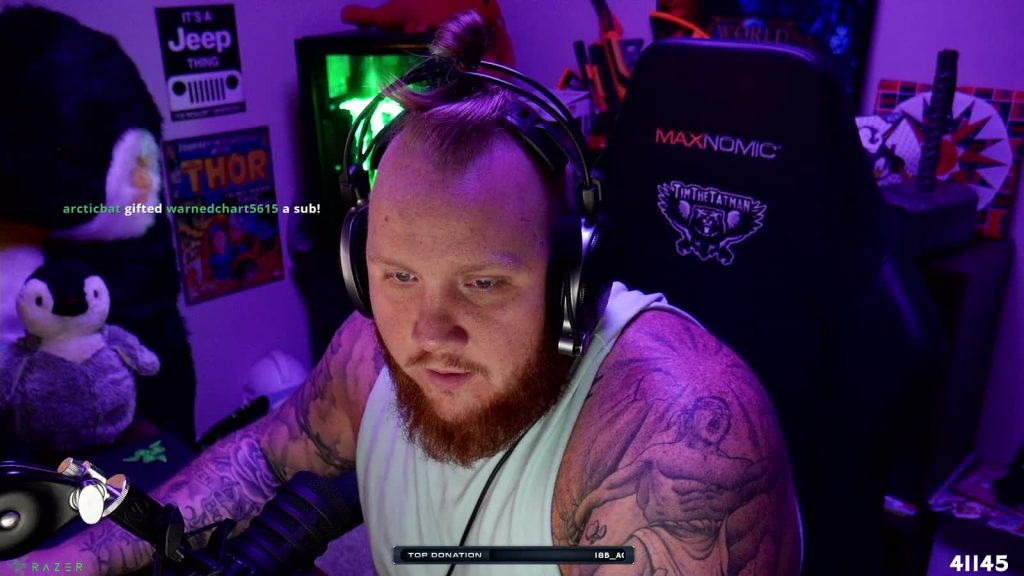 TimTheTatman Twitch