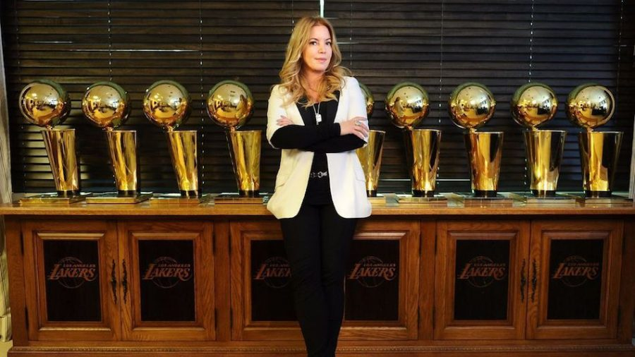 Jeanie Marie Buss (Los Angeles Lakers)