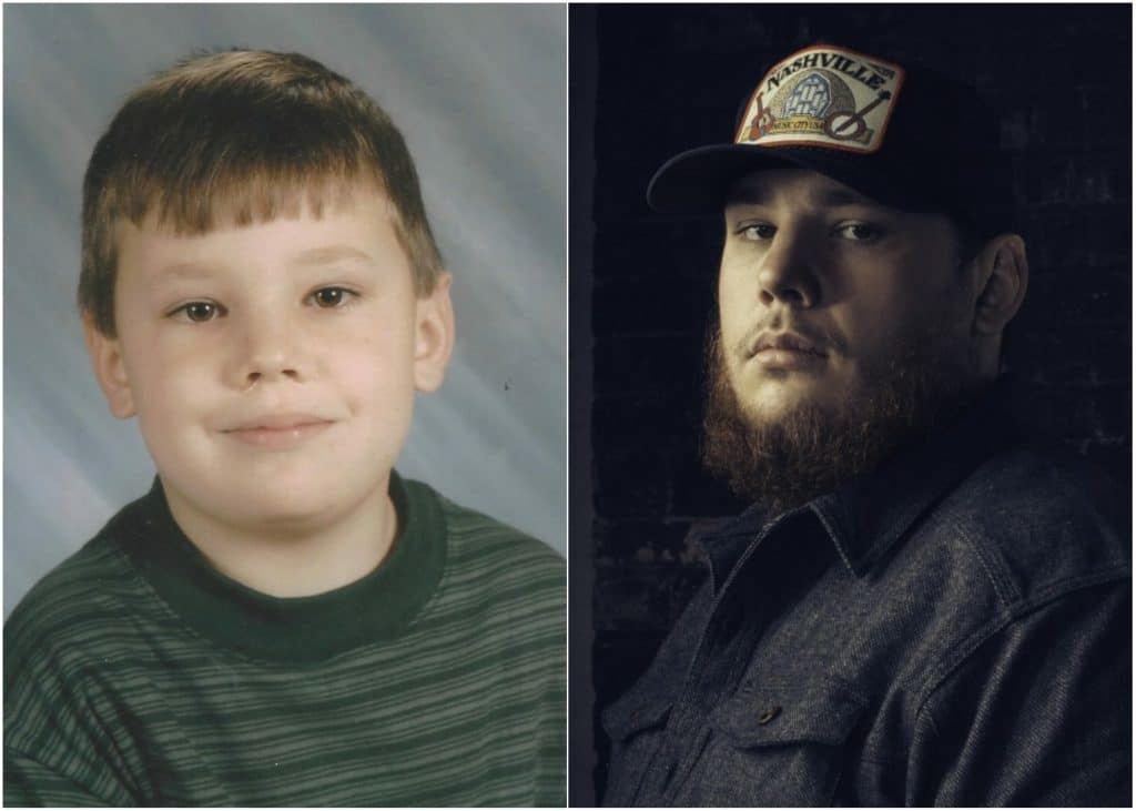 Young Luke Combs