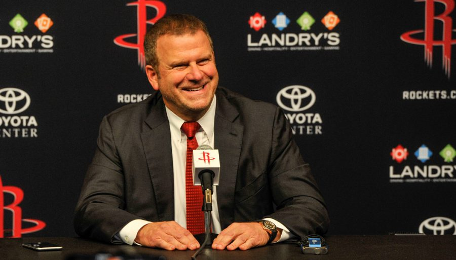 Tilman Joseph Fertitta (Houston Rockets)