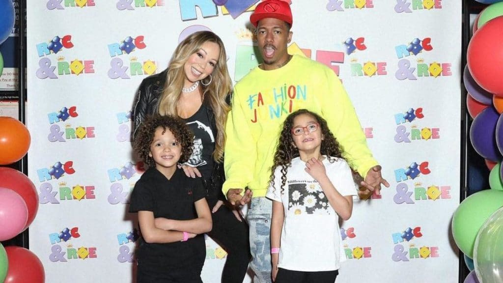 Nick Cannon and children