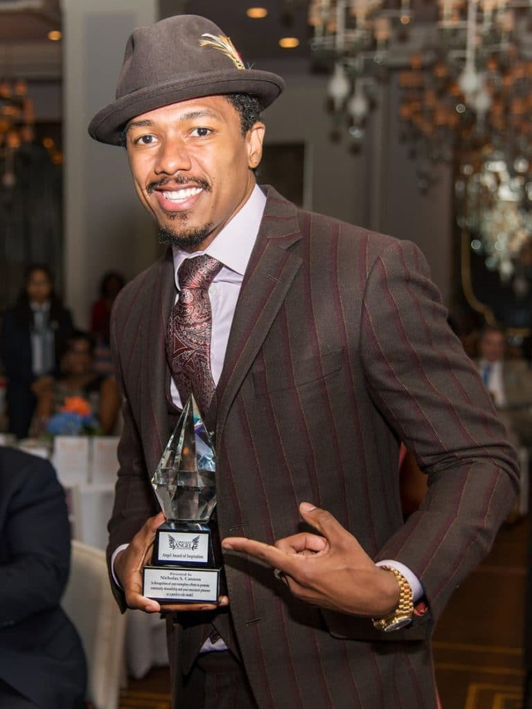 Nick Cannon awards