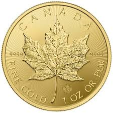 gold coins canadian