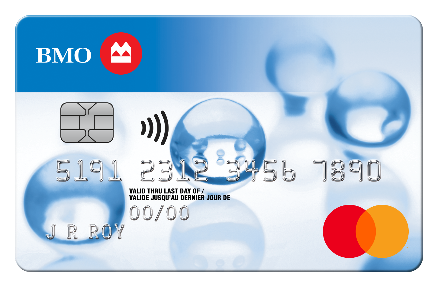 bmo preferred rate mastercard