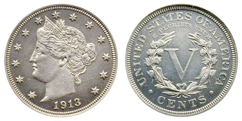 1913 Liberty Nickel