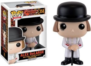 Alex DeLarge Clockwork Orange Funko Pop