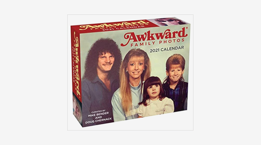Awkward Family Photos 2021 Day-to-Day Calendar