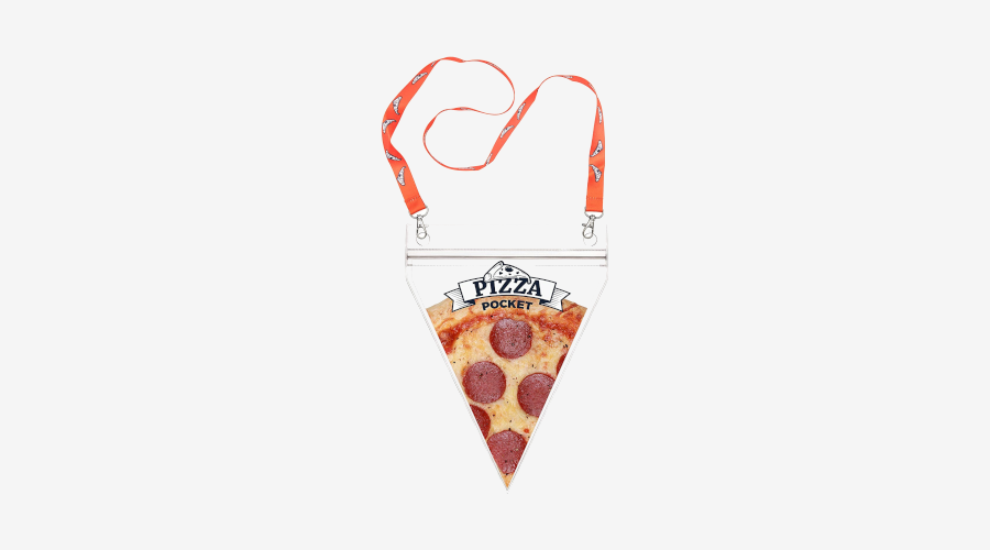 Fairly Odd Novelties Pizza Pouch