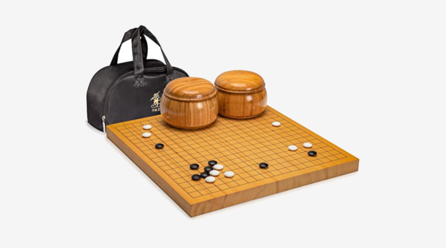 Japanese Board Game Go