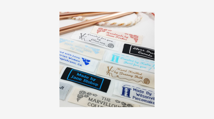 Label Weavers Personalized Sewing Labels