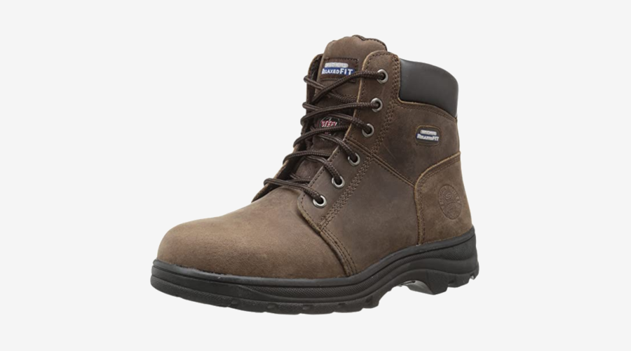 Skechers Workshire Peril Boots