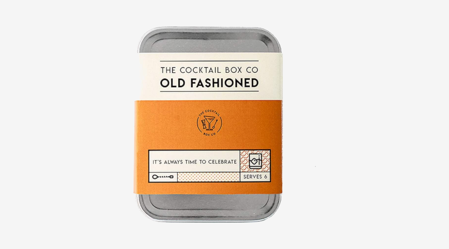The Cocktail Box Co. Premium Cocktail Kit - The Old Fashioned