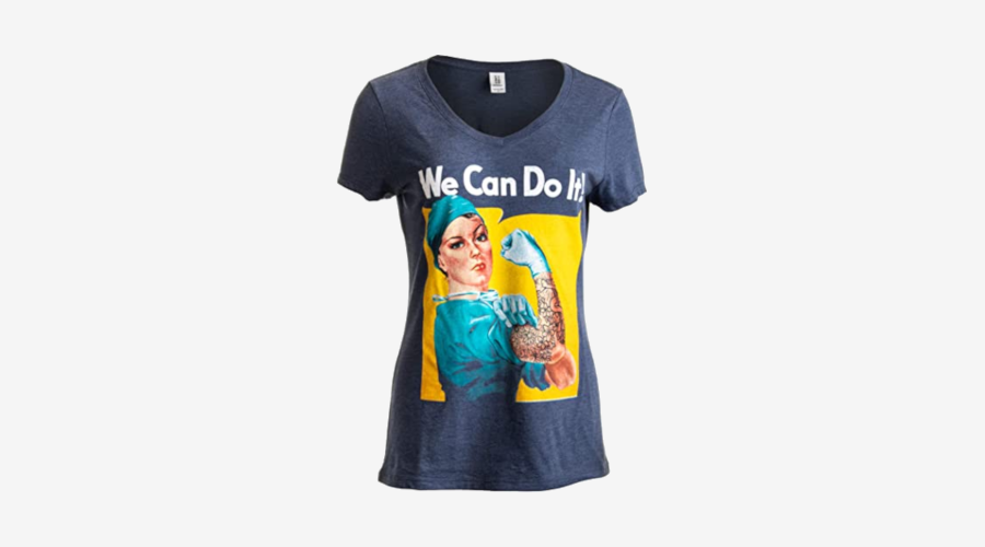 """We Can Do It"" T-Shirt"