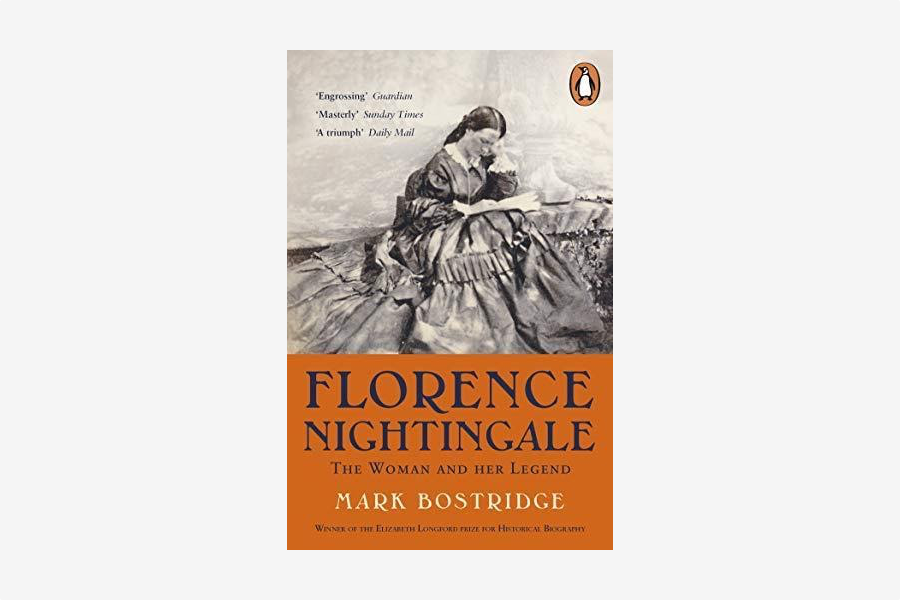 """Florence Nightingale: The Woman and Her Legend"" by Mark Bostridge"