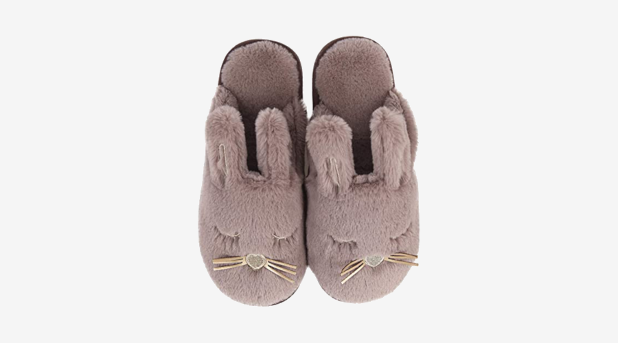 Caramella Bubble Bunny Slippers
