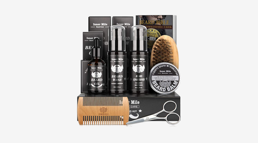 Comfy Mate Beard Growth Kit