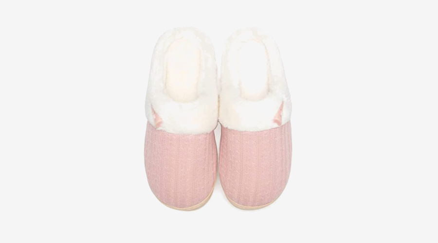 NineCiFun Fuzzy Slippers