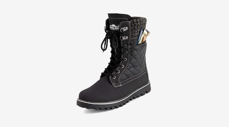 POLAR Women's Short Snow Boots