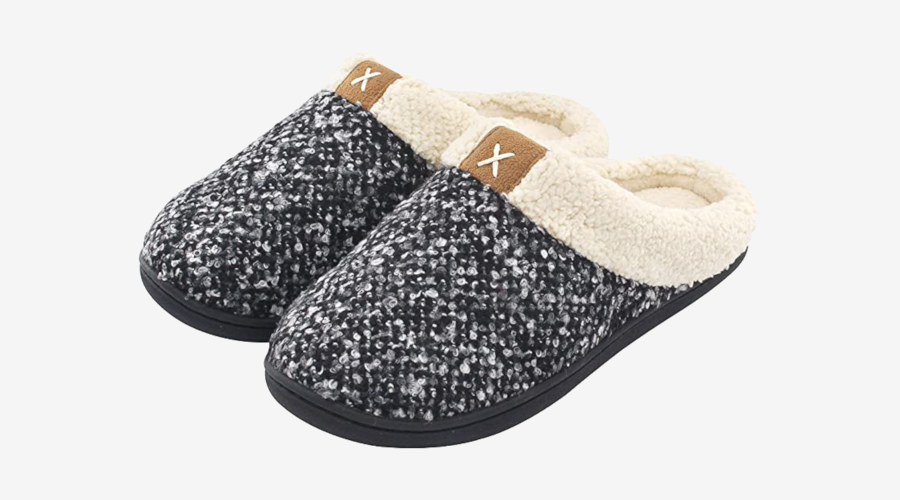 ULTRAIDEAS Memory Foam Slippers