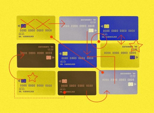types of cash back credit cards explained