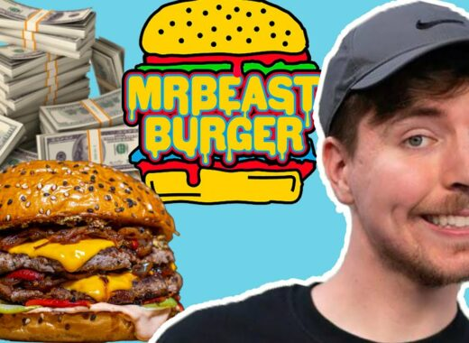 mrbeast burger revenue