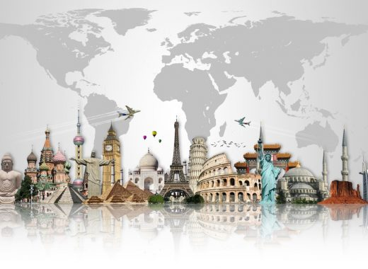 travel the world cost