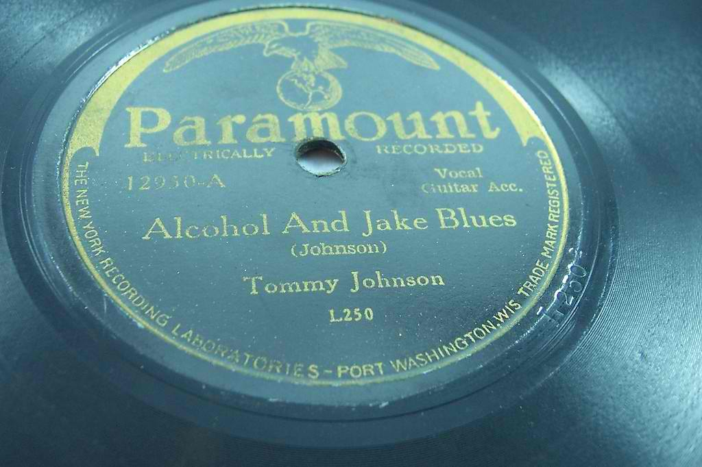Alcohol and Jake Blues by Tommy Johnson