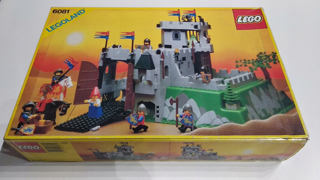 King's Mountain Fortress (6081)