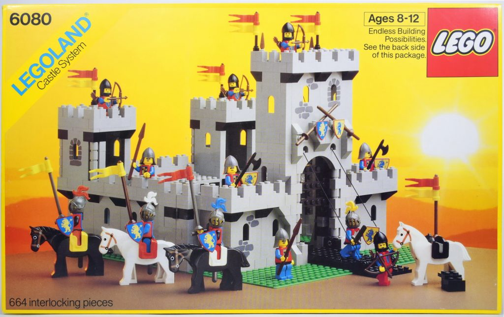 Lion Knights King's Castle (6080)