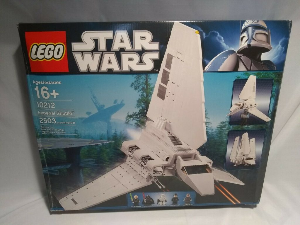 Ultimate Collectors Imperial Shuttle (10212)