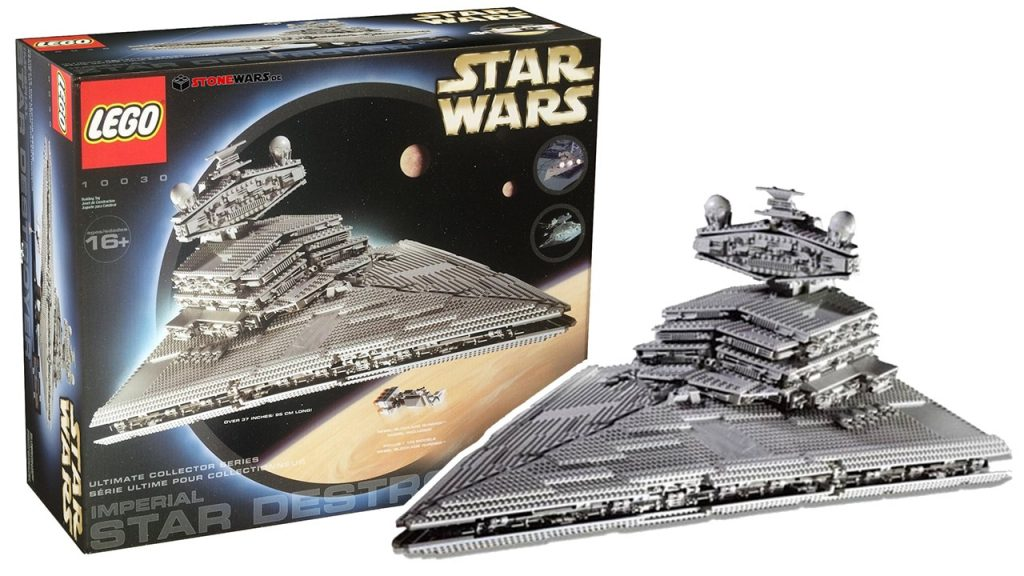 Ultimate Collectors Imperial Star Destroyer (10030)