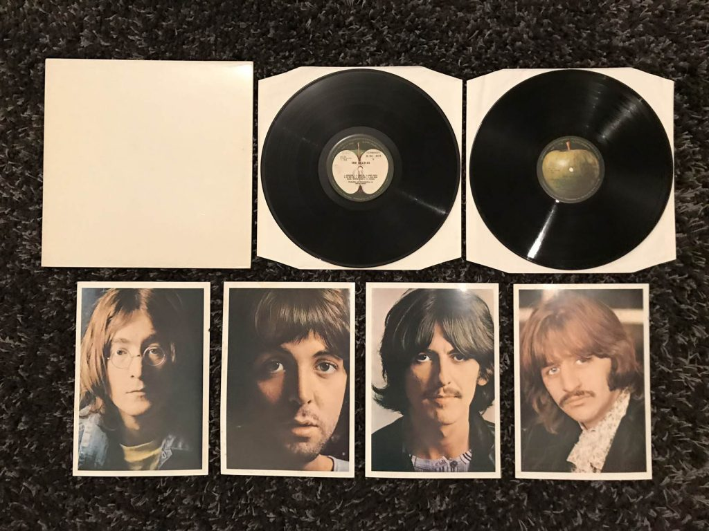 White Album by The Beatles