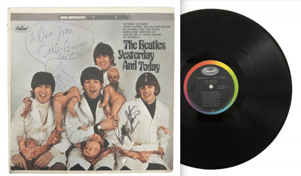 Yesterday & Today by The Beatles