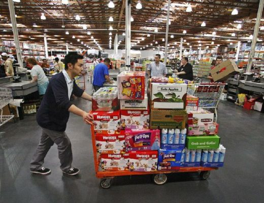 costco scan and go